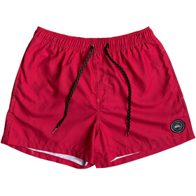 Quiksilver Everyday Volley 15 zwembroek Heren rood